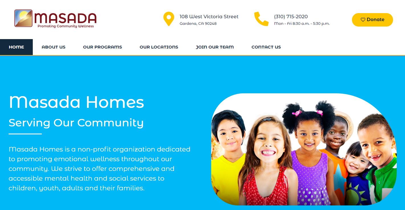 masada homes website