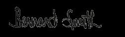 bernard smith signature